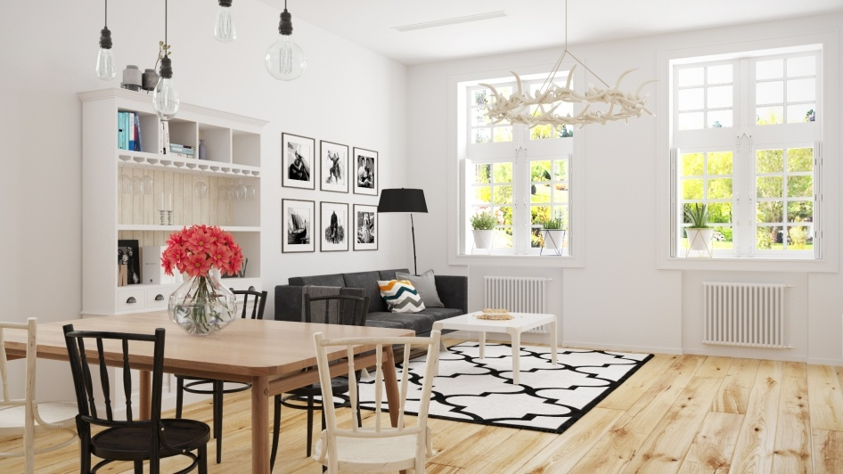 skandinavskiy-dizayn-kiev-02 Скандинавский стиль в оформлении интерьера: элементы декора, мебель