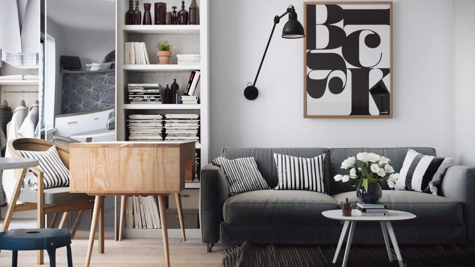 skandinavskiy-dizayn-kiev-03 Скандинавский стиль в оформлении интерьера: элементы декора, мебель